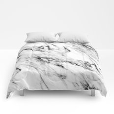 Classic Marble Comforters