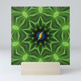 Lightning-44 Mini Art Print