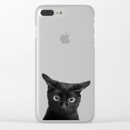 What!? Clear iPhone Case
