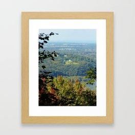 Maryland Heights Overlook Framed Art Print