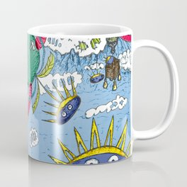 use your imagination Coffee Mug