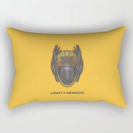 Loot#3 - Light Beyond Nemesis Rectangular Pillow