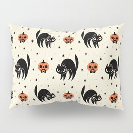 Scaredy Cat Pillow Sham