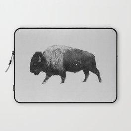 Buffalo, Bison Laptop Sleeve