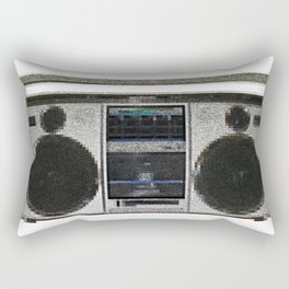 Panasonic RX-5050 Boombox Rectangular Pillow