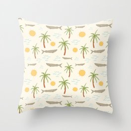 Fuvahmulah Throw Pillow