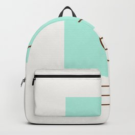 Balm 04 // ABSTRACT GEOMETRY MINIMALIST ILLUSTRATION by Backpack