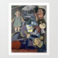 Choicest Memories Art Print