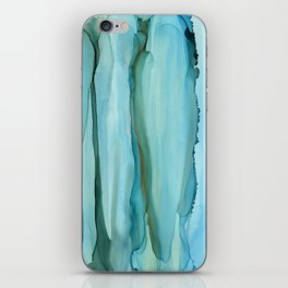 Dance With Me - Green 2016 iPhone Skin