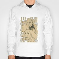 wild things Hoodies featuring Wild Things by SuburbanSavage