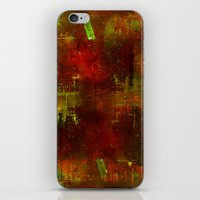 velvet underground iPhone & iPod Skins featuring underground by Joe Ganech