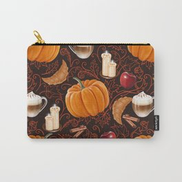 Rustic Fall Carry-All Pouch