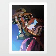 SW#50 Art Print