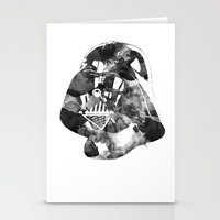 vader Stationery Cards featuring Vader by DanielBergerDesign