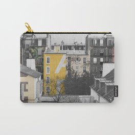 Paris I (Tags) Carry-All Pouch
