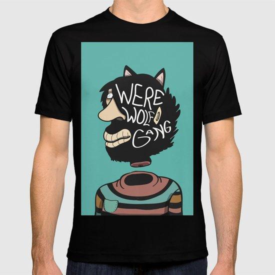 We're a Wolf Gang T-shirt
