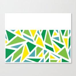 Tropico Canvas Print