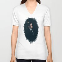 dean winchester V-neck T-shirts featuring Dean Winchester. Season 9 by Armellin