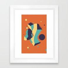 Lifeform #3 Framed Art Print