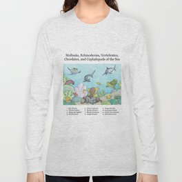 Go Fish! Long Sleeve T-shirt