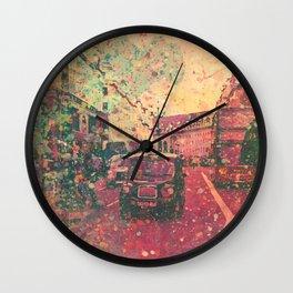 London2 Wall Clock