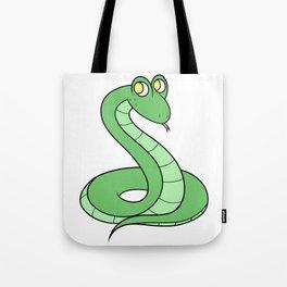 Sneeky Snek Tote Bag