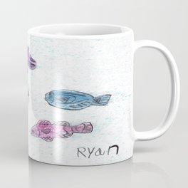 Little Fishies Coffee Mug