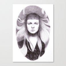 Sandy Denny Canvas Print