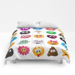Emoji Comforters