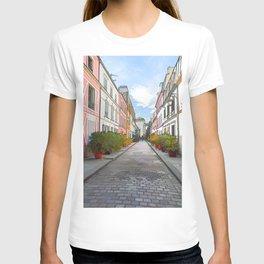 Rue Cremieux in Paris T-shirt