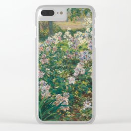 Windflowers by Gaines Ruger Donoho Clear iPhone Case