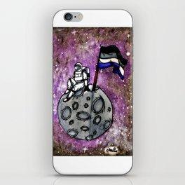 Ace Astronaut iPhone Skin