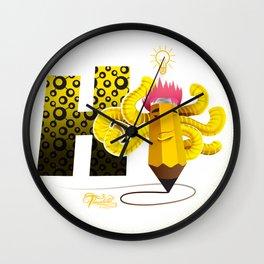 Hi Multitasking Wall Clock