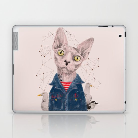 The Gangster Laptop & iPad Skin