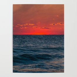 Canaveral Sunrise Poster