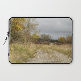 A Walk in Willow Flats - Grand Tetons Laptop Sleeve