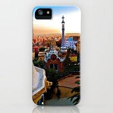 Barcelona - Gaudí's Park Güell Slim Case iPhone (5, 5s)