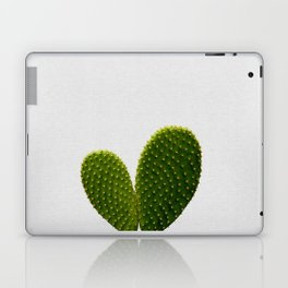 Heart Cactus Laptop & iPad Skin