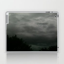 beauty in the mundane - texas storm Laptop & iPad Skin