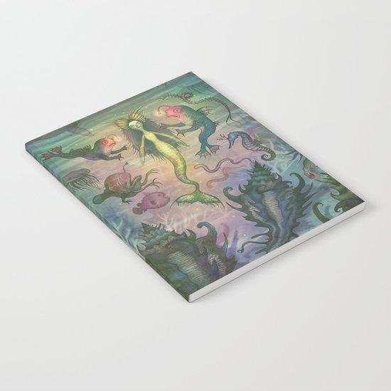 Rejuvenation of Rusalka Notebook