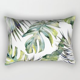 TROPICAL GARDEN 2 Rectangular Pillow