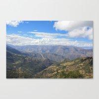 peru Canvas Prints featuring Peru by Jamie Gowers
