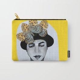Butterfly Hat Carry-All Pouch
