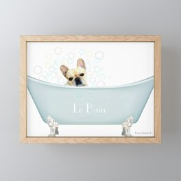 Le Bain Framed Mini Art Print