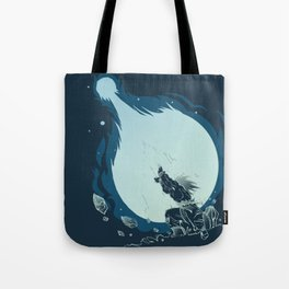 Goku's Kamehameha Tote Bag