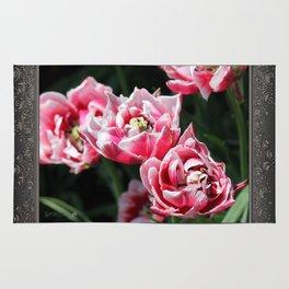 Double Late Peony-Flowered Tulip named Horizon Rug