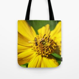 Hovering in the Sun Tote Bag