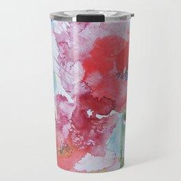 Poppies 04 Travel Mug