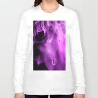 the cure Long Sleeve T-shirts featuring Time will Cure me  by Brian Raggatt