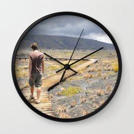 Where Do I Go? Wall Clock
